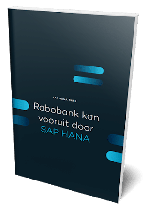 Reference case: The future proof SAP HANA environment of Rabobank