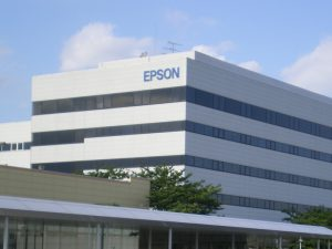 Relocation of the IT infrastructure of EPSON Europe
