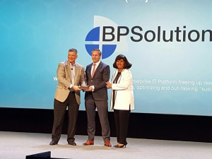 BPSolutions wint IBM Beacon Award 2016