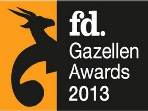 BPSolutions genomineerd voor FD Gazellen Award 2013