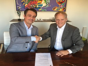 BPSolutions en Partners in Technology sluiten samenwerkingsovereenkomst