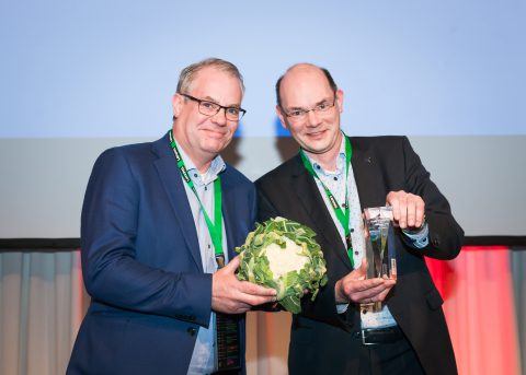 Lenovo BPSolutions Partner of the Year 2017-2018 Prijs