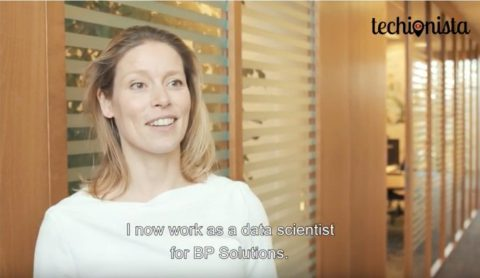 Leonie Syrier - Data Scientist BPSolutions