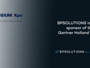 BPSOLUTIONS sponsor Gartner Holland House 2019