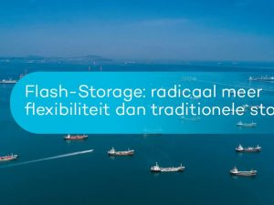 Flash-Storage: radicaal meer flexibiliteit dan traditionele storage