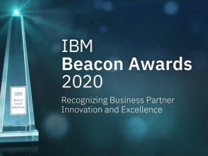 BPSOLUTIONS wins IBM Beacon Finalist Award 2020