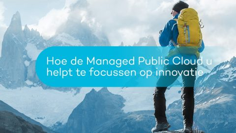 Managed public cloud